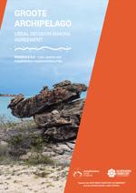 Groote Archipelago - law